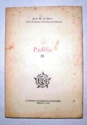 Padilla: DE MIER, José