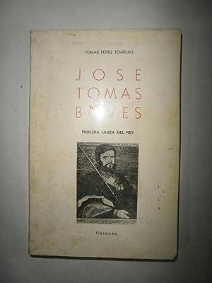 José Tomás Boves: PEREZ TENREIRO, Tomás