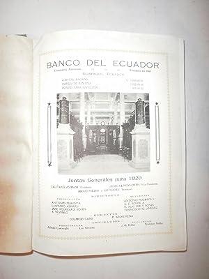 El Ecuador en el Centenario de la: JURADO AVILES, J.J.