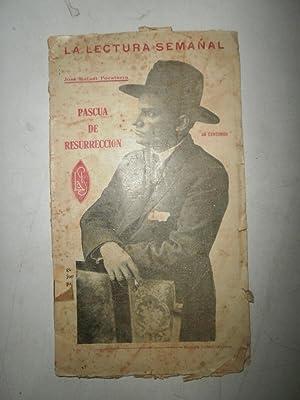 Pascua de resurrección: POCATERRA, José Rafael