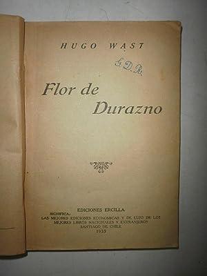 Flor de durazno: WAST, Hugo