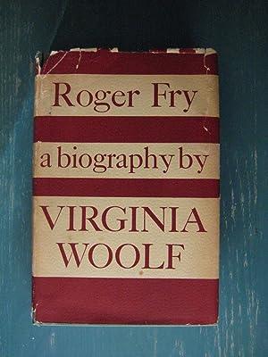 Roger Fry: Virginia Woolf