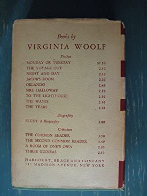Roger Fry: Virginia Woolf