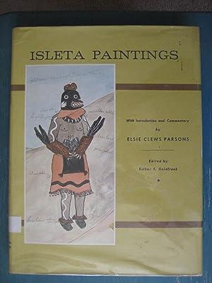 Isleta Paintings: Elsie Clews Parsons