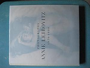 Photographs: Annie Leibovitz 1970-1990: Annie Leibovitz