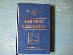 The Handbook of Marks on Chinese Ceramics: Gerald Davison