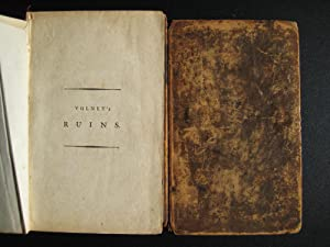 The Ruins: or A Survey of the Revolutions of Empires: M. Volney
