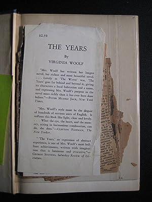 The Years: Virginia Woolf
