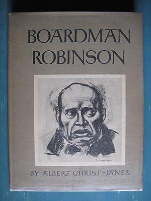 Boardman Robinson: Albert Christ-Janer
