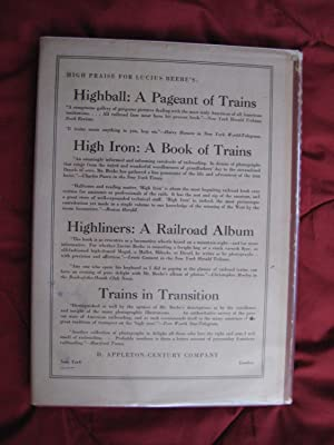 Highball: A Pageant of Trains: Lucius Beebe