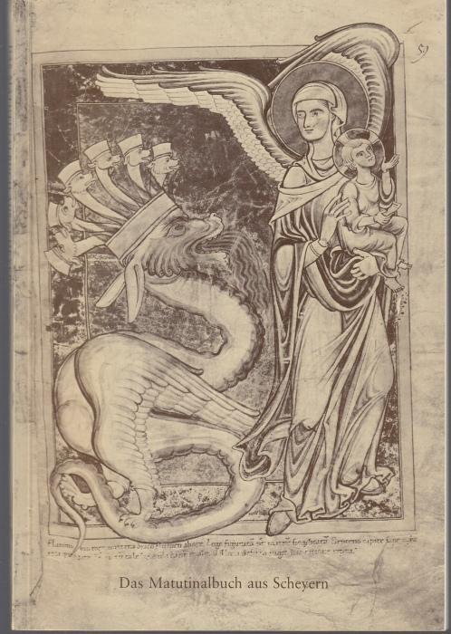 Das Matutinalbuch aus Scheyern. Die Bildseiten aus: Hauke, Hermann /