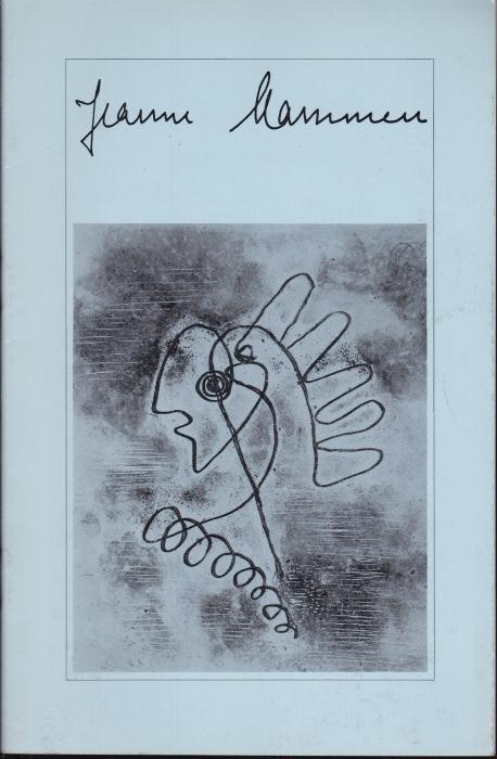 Jeanne Mammen. Neuer Berliner Kunstverein. 14. Dezember: Mammen, Jeanne