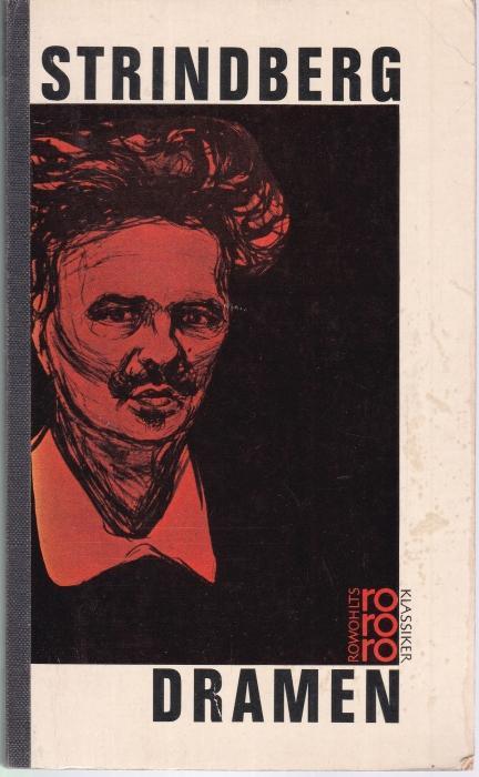 Dramen. Neu übertragen von Willi Reich. Der: Strindberg, August