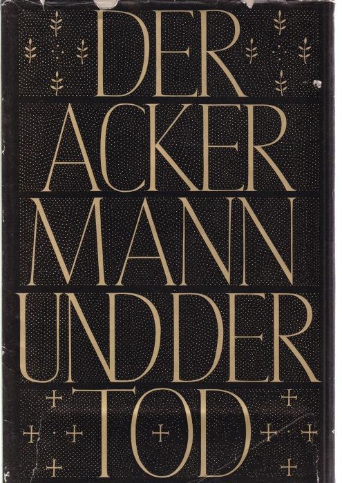 Der Ackermann und der Tod. Übersetzt von: Saaz, Johannes von
