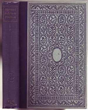 Sherwood Anderson's Notebook: Anderson, Sherwood