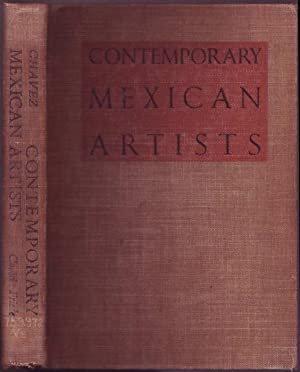 Contemporary Mexican Artists: Chavez, Agustin Velazquez