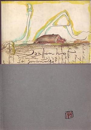 Janssenhof. Witzwort-Broschur. Hrsg. von C. Clément. Neuauflage.: Janssen, Horst