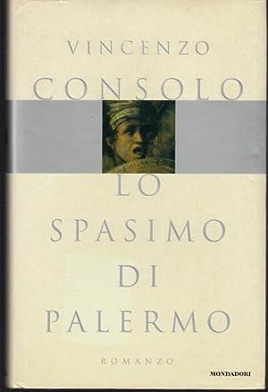 Lo spasimo di Palermo: Consolo, Vincenzo