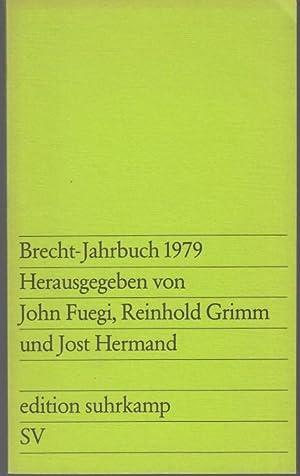 Brecht-Jahrbuch 1978: Hrsg. v. John