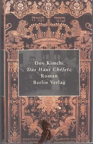 Das Haus Chefetz, Roman: Kimchi, Dov