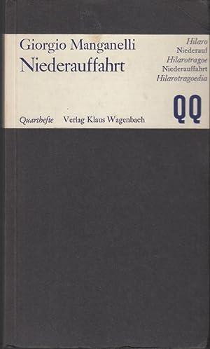 Niederauffahrt: Manganelli, Giorgio