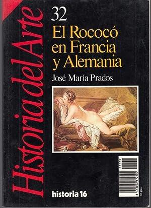 El Rococo en Francia y Alemania (=: Prados, Jose Maria