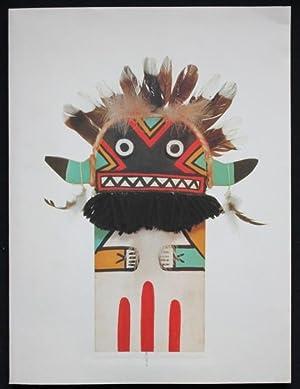 Kachina-Figuren der Pueblo-Indianer Nordamerikas aus der Studiensammlung: Antes, Horst