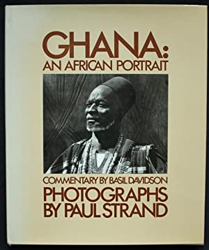 Ghana. An African Portrait. Commentary by Basil: Strand, Paul