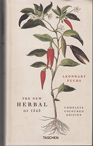 The New Herbal of 1543. New Kreüterbuch.: Fuchs, Leonhart