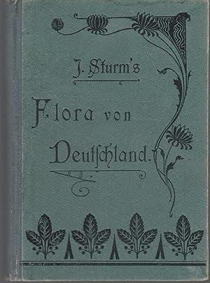 J. Sturms Flora von Deutschland in Abbildungen: Krause, Ernst H.