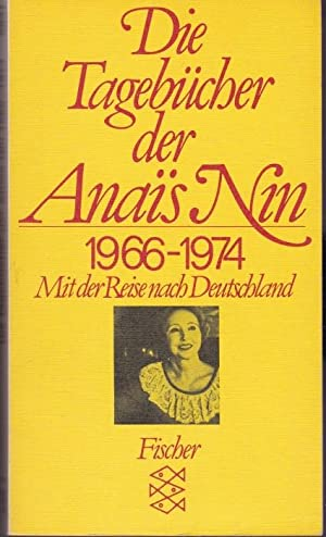 Die Tagebücher der Anais Nin. 1955 -: Nin, Anais