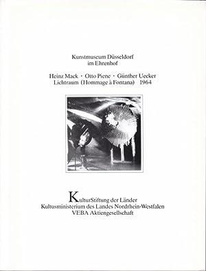 Heinz Mack / Otto Piene / Günther: Albert Peters, Hans