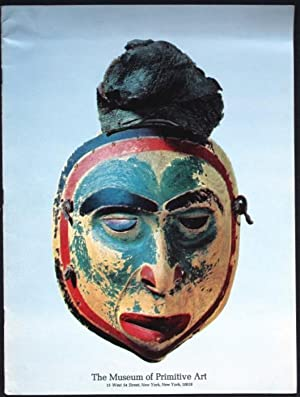 The Museum of Primitive Art (Catalogue of
