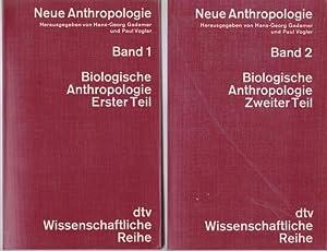 Biologische Anthropologie. Erster und Zweiter Teil (2: Gadamer, Hans-Georg /