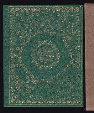 von frommer Hand auf Pergament gestickt. Ein: Swain, Margaret H.