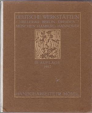Deutsche Werkstätten Möbel Von Deutsche Werkstätten Hellerau