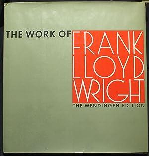 The work of Frank Lloyd Wright. The: Wright, Frank Lloyd