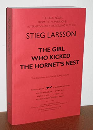 The Girl Who Kicked the Hornet's Nest: Larsson, Stieg