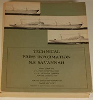 TECHNICAL PRESS INFORMATION N.S. SAVANNAH