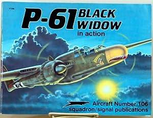 P-61 BLACK WIDOW IN ACTION - Aircraft: Davis, Larry &