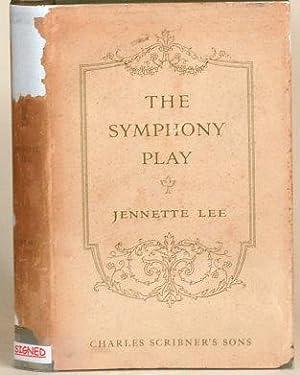 THE SYMPHONY PLAY: Lee, Jennette