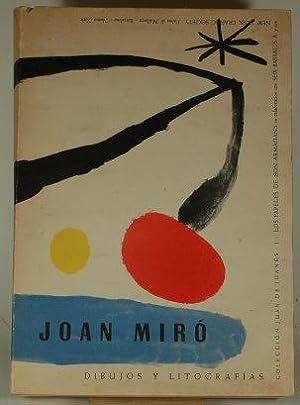 JOAN MIRO Dibujos Y Litografias Coleccion Juan De Juanes - I - Los Papeles De Son Armadans En ...