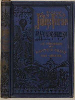 DE KINDEREN VAN KAPITEIN GRANT Zuid-Amerika: Verne, Jules