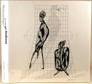 GEORGE ANDREAS Works on Paper: King-Hammond, Leslie, (Ed.