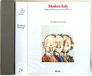 MODERN ITALY Images and History of National: Calabrese, Omar (Ed.