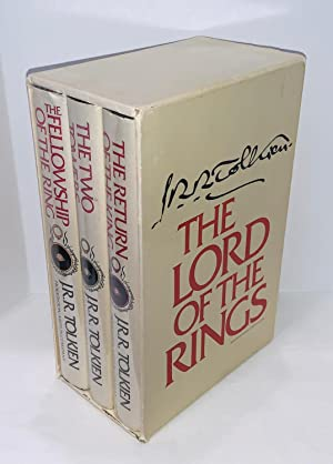 The Lord of the Rings (Three Volume Set including