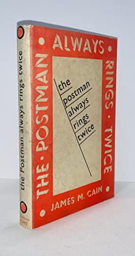 The Postman Always Rings Twice: James M. Cain