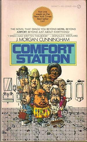 Comfort Station: Cunningham, J. Morgan (Donald E. Westlake)