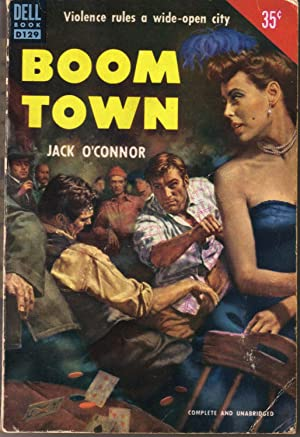 Boom Town: O'Connor, Jack