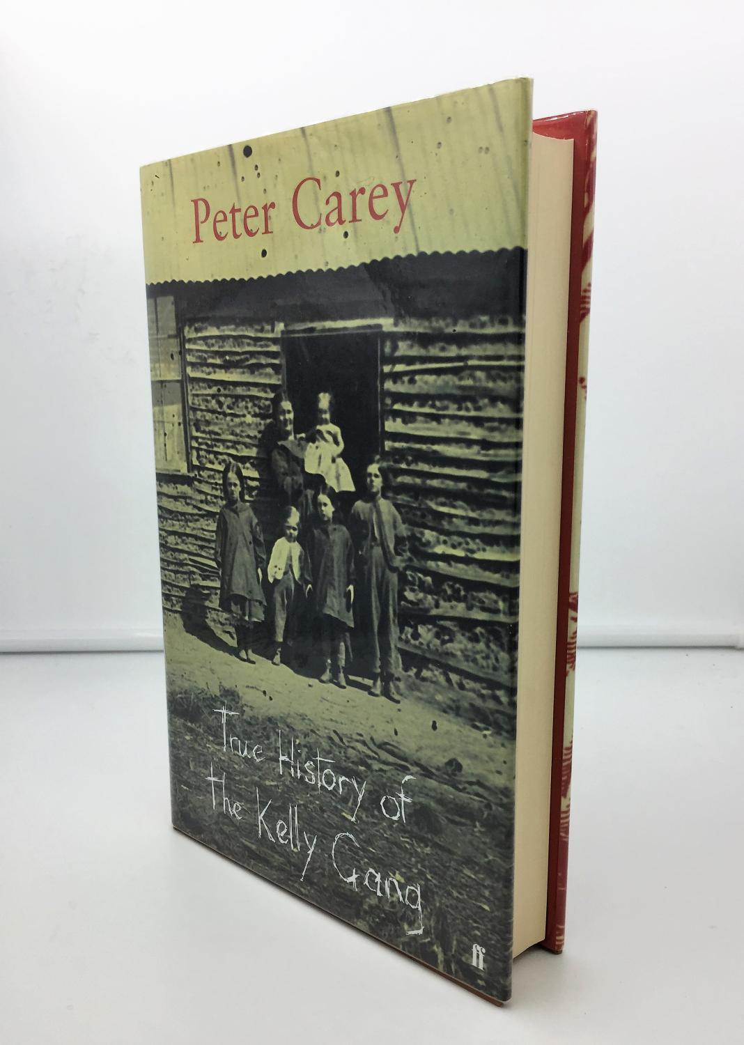 A True History of the Kelly Gang Carey, Peter